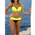 Bathing Suit Summer Bikini Swimwear Women Sexy Bench Swimsuit Bathing Suit Push Up Low Waist Brazilian