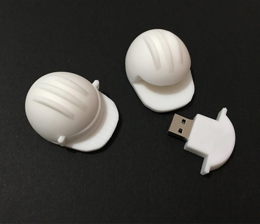 Customized Helmet shape usb flash drive 1gb/2gb/4gb/8gb/16gb /32gb/64gb - USBSKY   USBSKY.NET