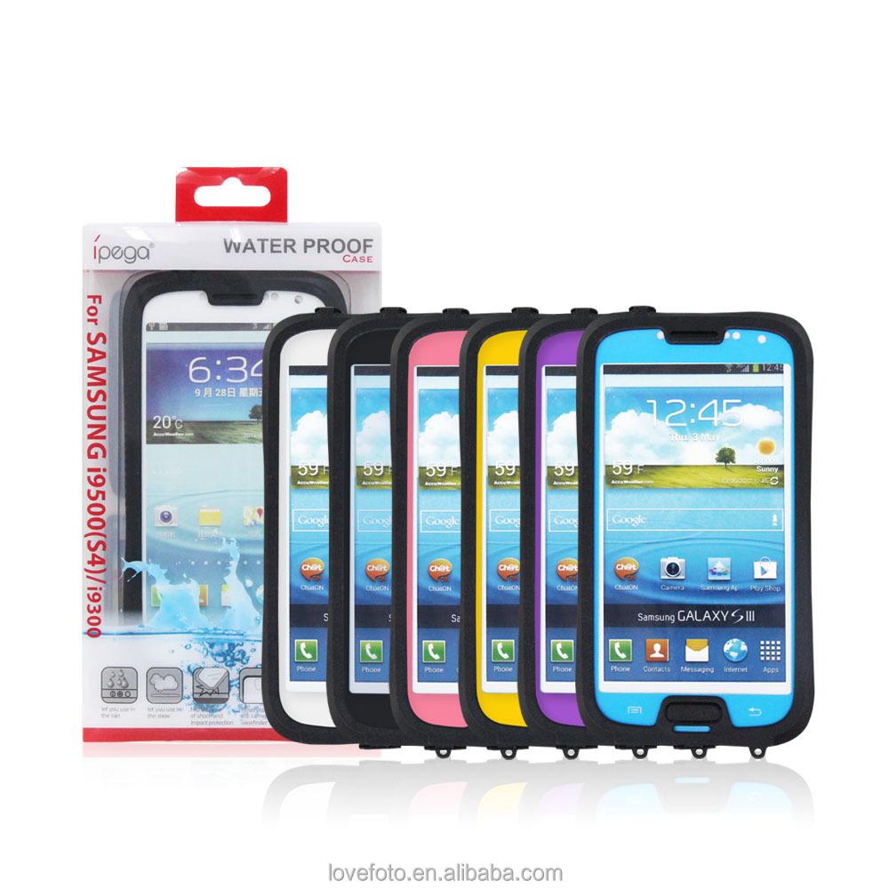 Étui De Téléphone Étanche Pour Samsung Galaxy S4 Je 9500 Sous-marine Étui Rigide - Buy Boîtier Étanche Pour Galaxy S4,Pour Étui Pour Téléphone ...