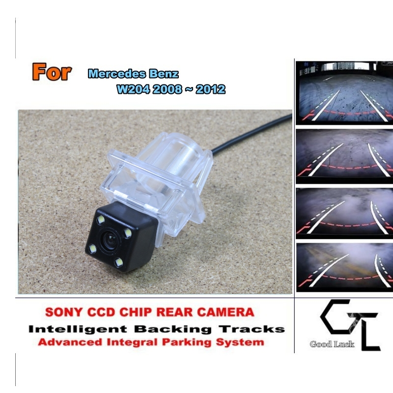 For Mercedes Benz C Class MB W204 2008 2012 Parking Assistance Tracks Module Rear View Back
