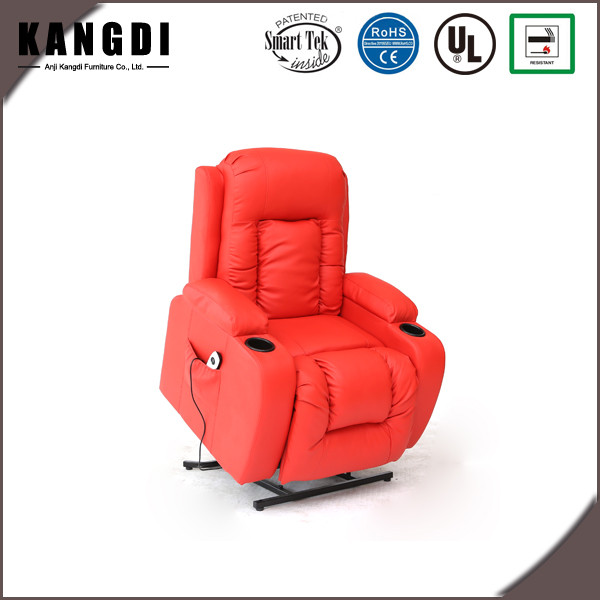 China Suppier Relaxing Recliner Sofa Massage Lift Chair