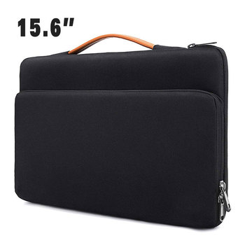 Carrying Handle Bag for 15 HP Dell ASUS Macbook Zipper Front Accessories Laptop Briefcase Case Bag Sleeve Business for Men Women