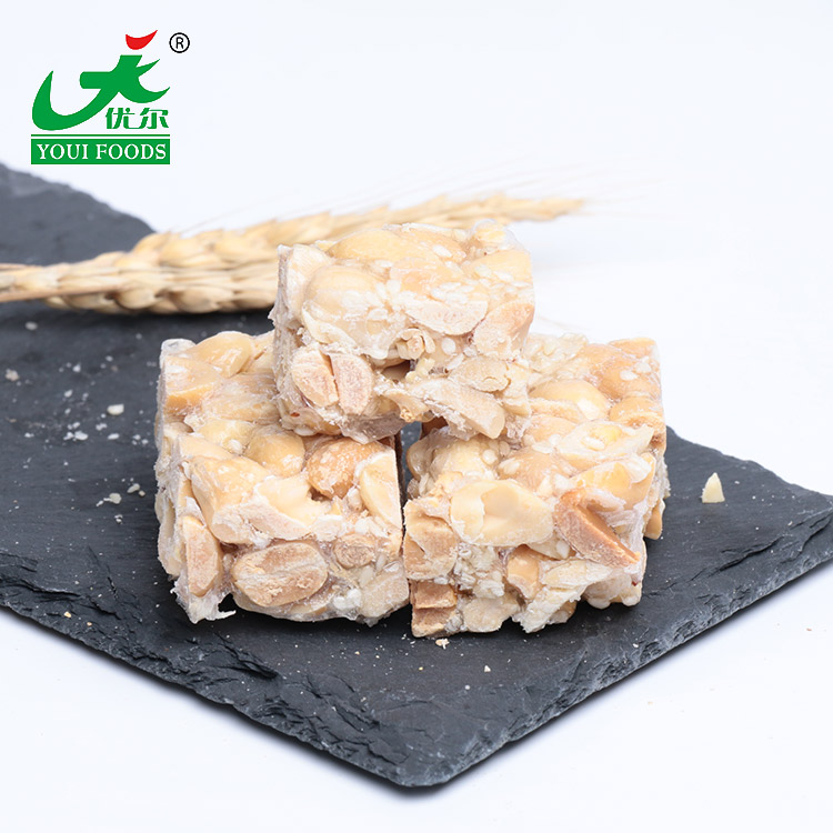 healthy snack bars nuts fruits sesame bar with factory price