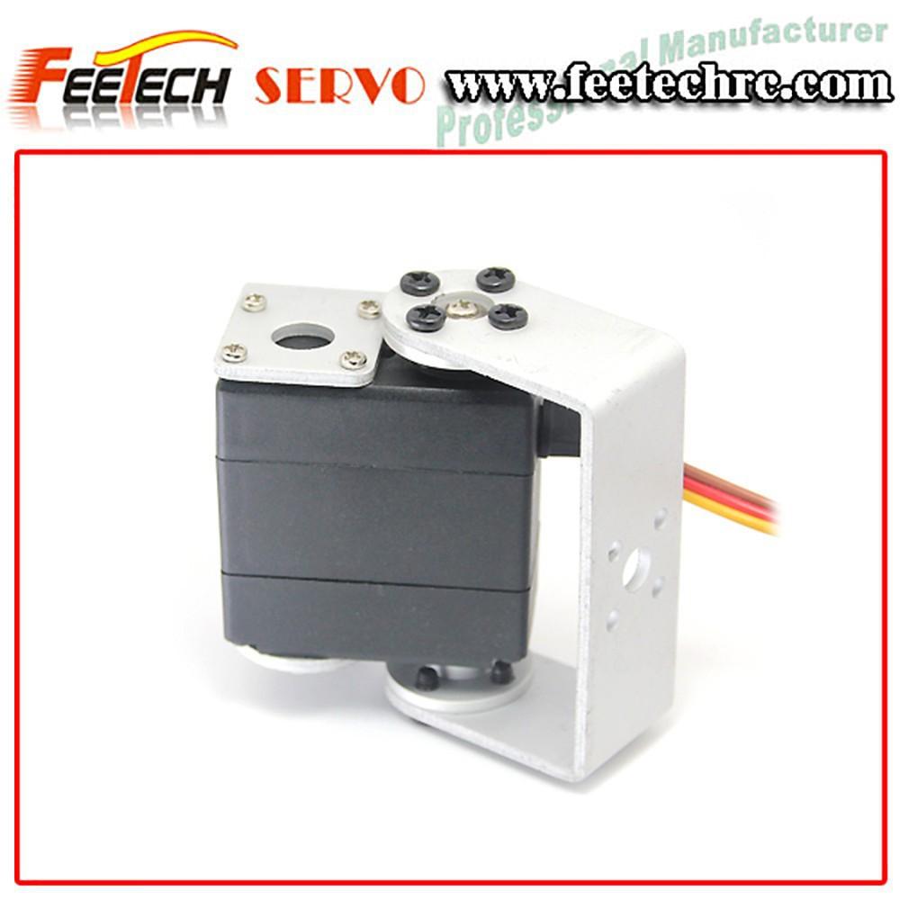 Сервопривод FEETECH FR0109M для робота с металлической шестерней и двумя валами, 9 кг