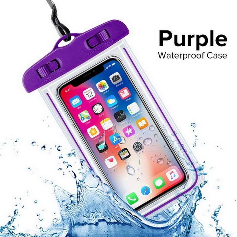 INIU, Универсальный Водонепроницаемый Чехол для huawei P30 P20 P10 Lite mate 20 10 Pro Nova 3e, чехол для мобильного телефона, водонепроницаемая сумка(Китай)