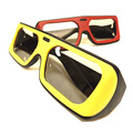 Colorful Frame 0 42mm Thickness Passive 3D Glasses for RealD 3D Cinemas and LG Passive 3D