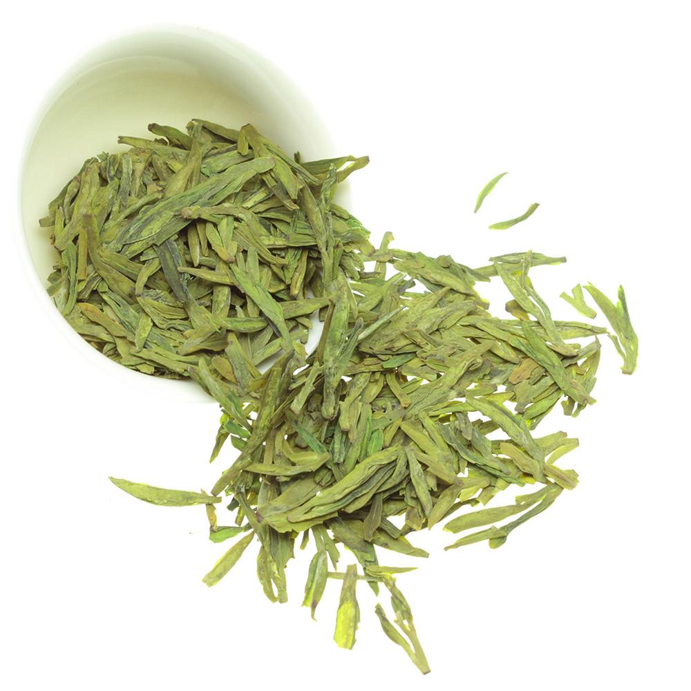 Top Quality Handmade Imperial Dragon Well Green Tea In Bulk - 4uTea | 4uTea.com