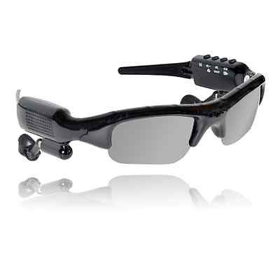 Óculos Espião Com MP3 Bluetooth estéreo Filma e tira Fotos 8GB de ... 00a1e97274