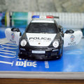 Brand New KINGSMART 1 36 Scale 2010 P 0rsche 911 GT3 RS Police Edition Diecast Metal
