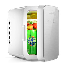 Мини-холодильник, портативный, 12 в пост. Тока, 8 л(Китай)