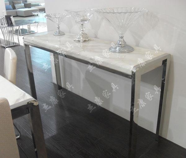 console tables canap tables entr e armoire l gant blanc marbre station d 39 entr e tour lat rale. Black Bedroom Furniture Sets. Home Design Ideas