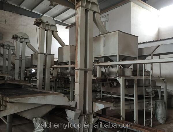 Китайское производство, ядра гречихи полностью жареная