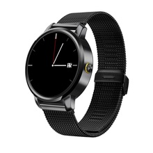 Bluetooth Smart Wristwatch SV360 Clock with Stainless Steel Strap MTK2502 2.0MP Camera and Pedometer Health Better Than DM360