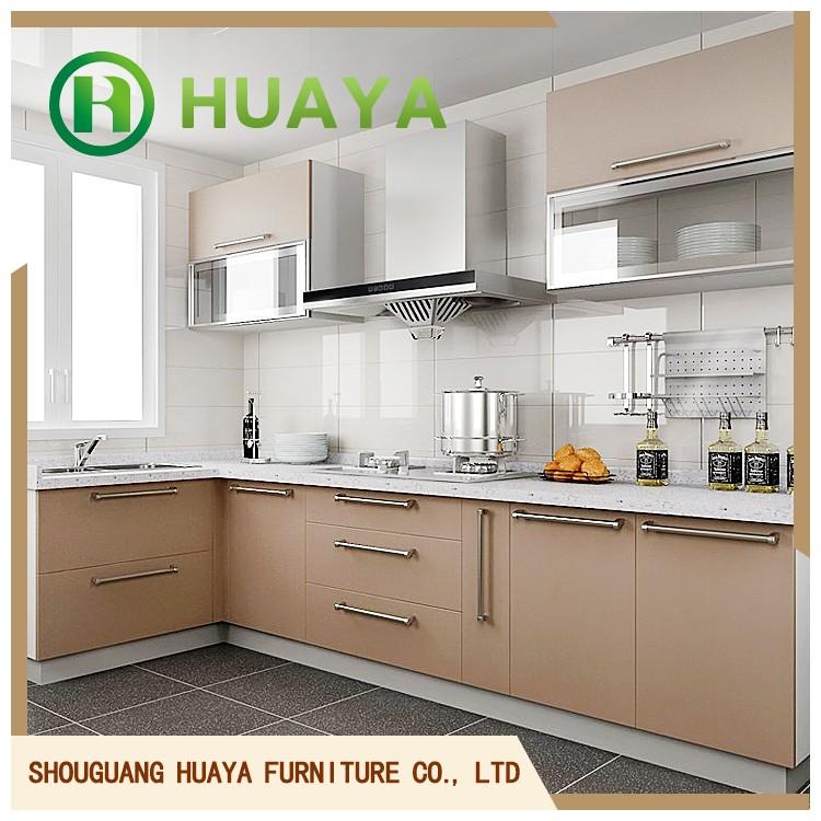 Different Size Kitchen Cabinet Design Sample