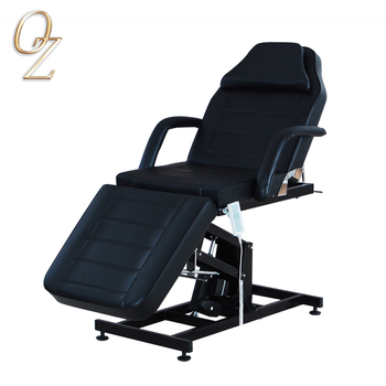 OZ Australian manufacturer used portable massage chair tattoo chair/tattoo chair hydraulic bed therapy