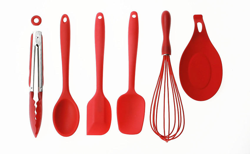 6 Pieces Cooking Utensils Baking Tools Bakeware Set Big ...