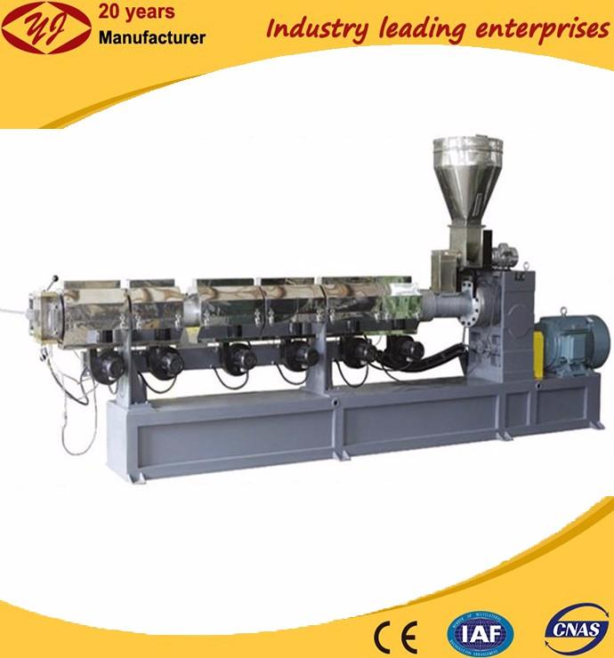 Recycling ABS PC POM PP PE film extruder machine,plastic single screw extruder