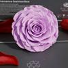 Розового и фиолетового цветов