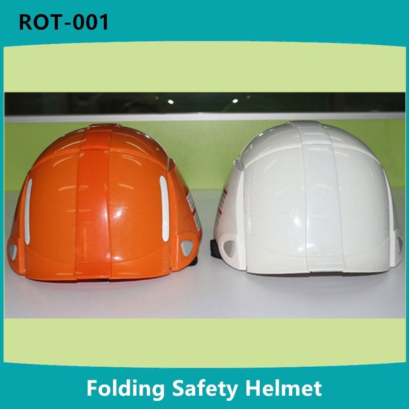Safety Disaster Prevention Helmet Folding Hard bump cap Japan design