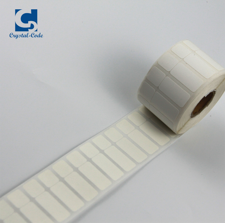 Chinese best selling label printing machine roll sticker blank adhesive label sticker