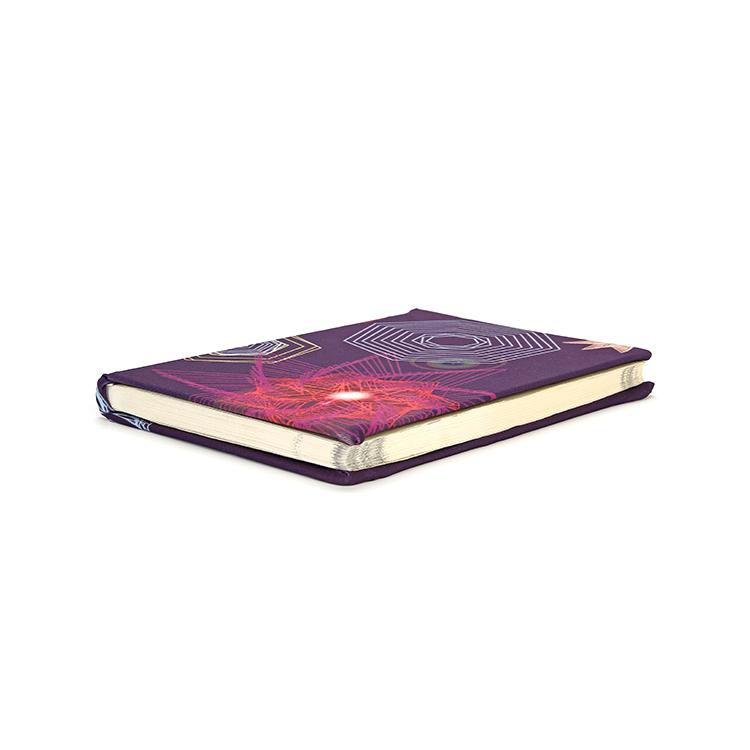 Изготовленные на заказ книги рукав красочная обложка книги дешёвая моющаяся 4 стороны эластичной ткани обложка книги