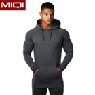 Wholesale Fitness Wear Nylon Spandex Men Hoodies Compression Shirt Gym Clothing Men