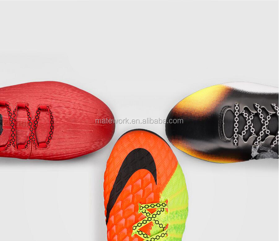 wholesale Hoenycomb Anti-skid Cushion soccer shoe laces
