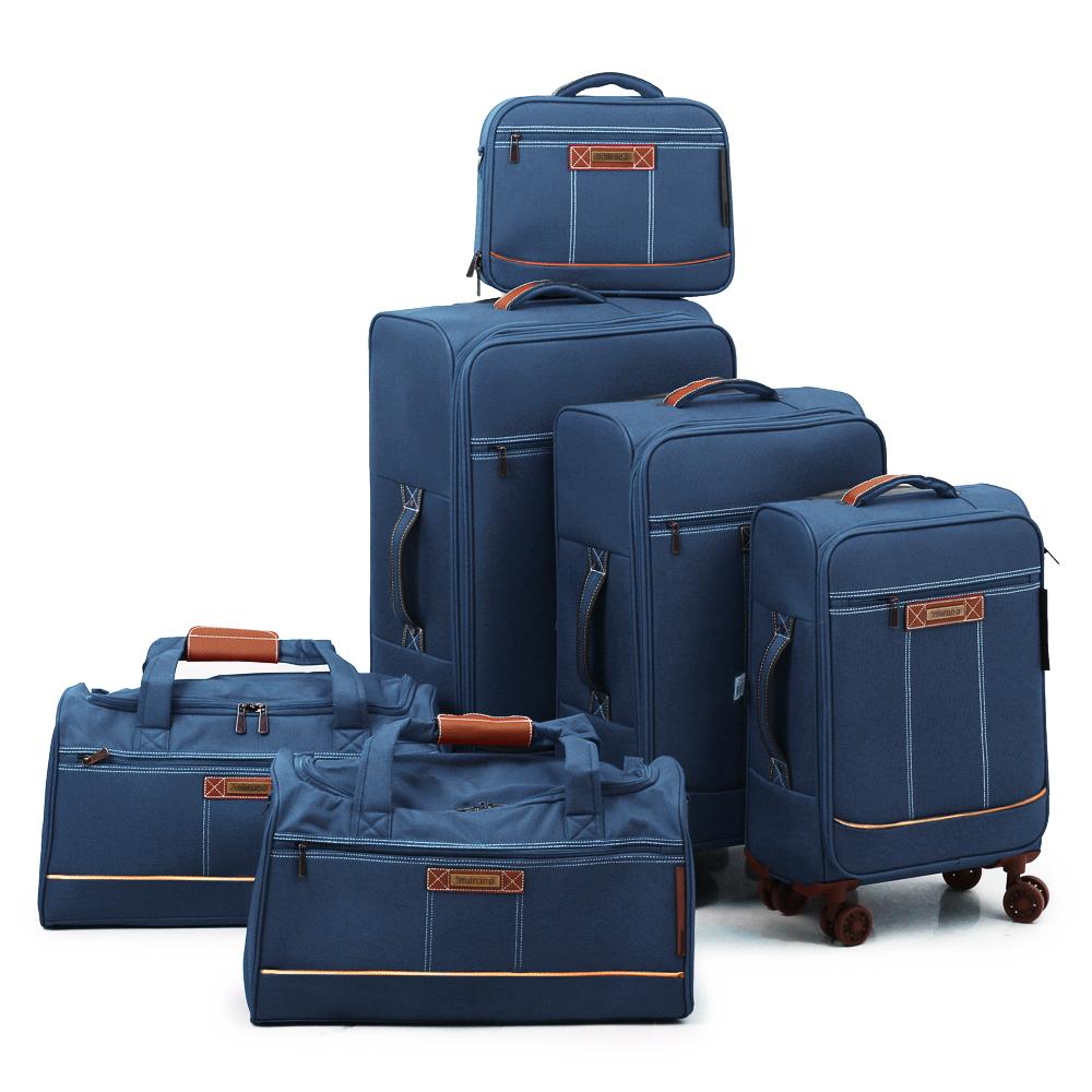 Китайский оптовый рынок, стильный чемодан для путешествий, Набор сумок, чемоданов