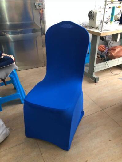 Чехол для стула из спандексной ткани для отеля/свадьбы/банкета
