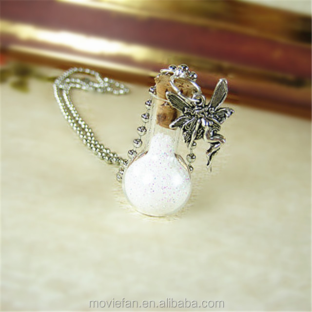 Dust Charm Necklace