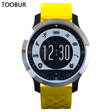 Toobur F69 Swimming Watch,Professional IP68 Waterproof Smart Watch,Heart Rate Monitor Smartwatch,Sportwatch for Smart Phone