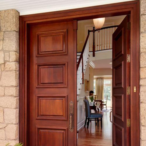 wooden front double door design indonesia solid wooden door malaysia price,  View wooden front double door design, Prima Product Details from Shenzhen  Prima Industry Co., Ltd. on Alibaba.com
