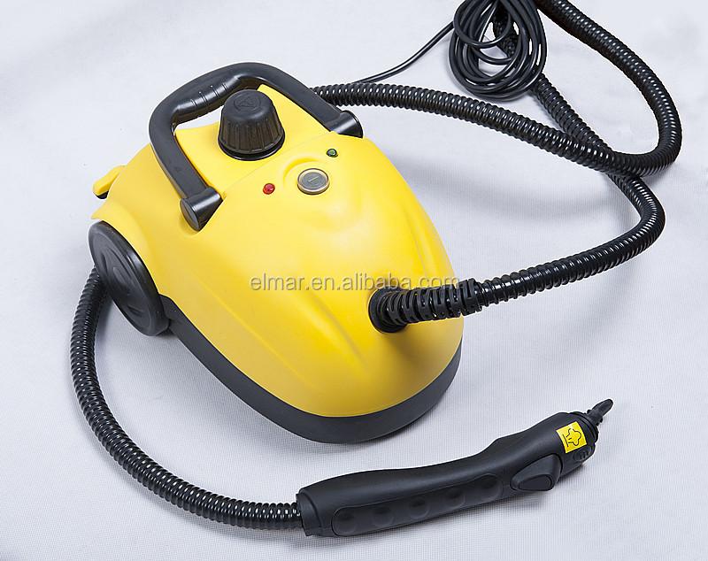 Hot Handy Steam Cleaner With Wheel EM-201