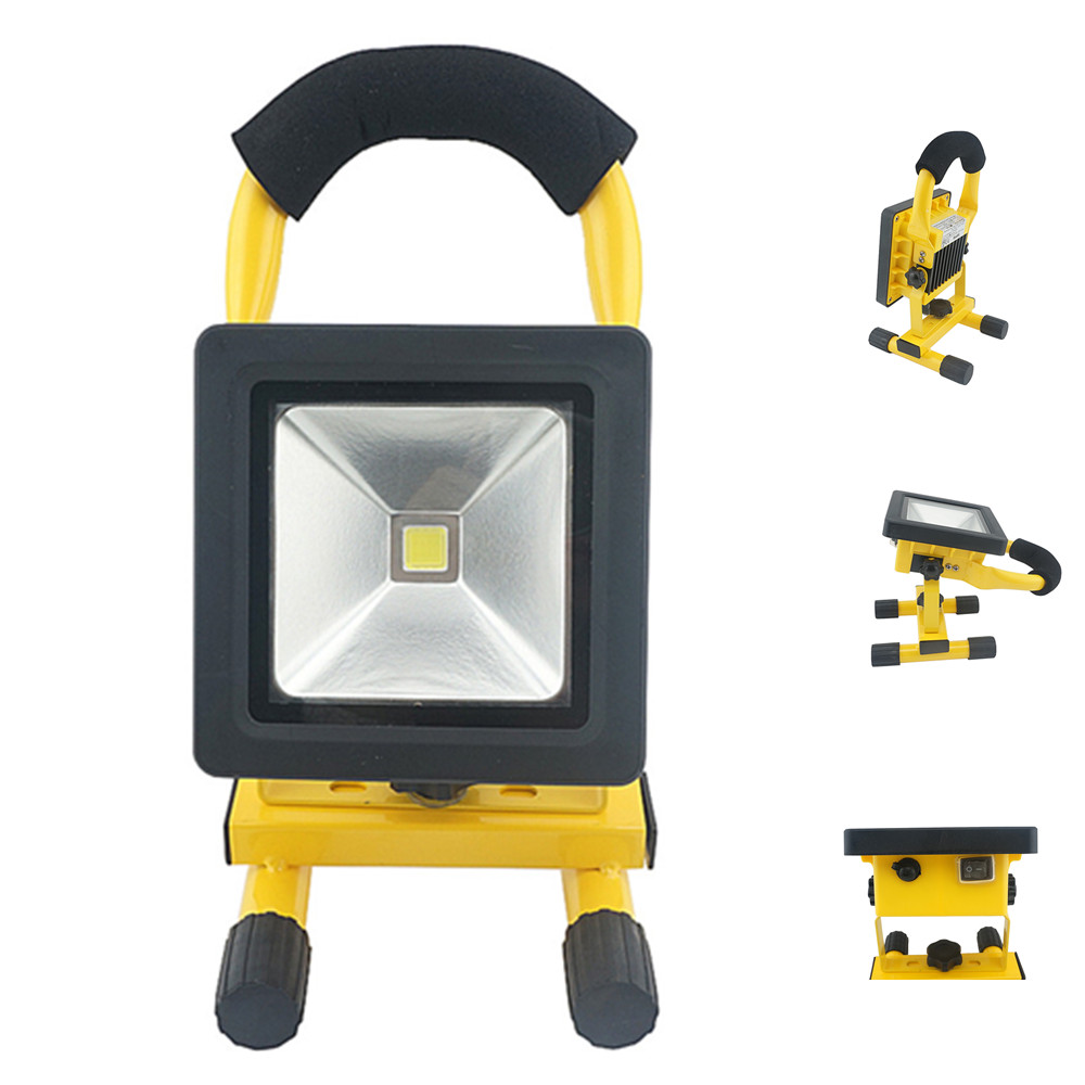 Portable 60 Leds 350lm Rechargeable Cordless Work Light: Aliexpress.com : Buy Portable Rechargeable LED Flood Light