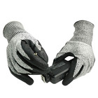 Hppe Resistant Gloves Cut Hppe Hppe Cut Resistant Gloves ZMSAFETY HPPE Textured Grip Anti Slip Abrasion Resistant Anti-piercing Gloves Fishing Gloves Anti Cut Gloves