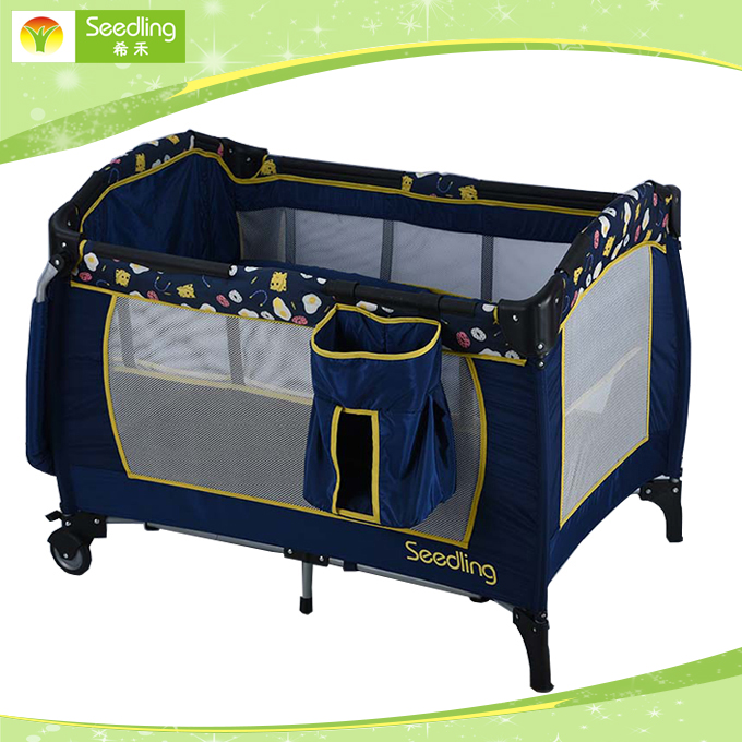 Baby Bed Cheap Baby Furniture Custom Portable Travel Baby Cots For