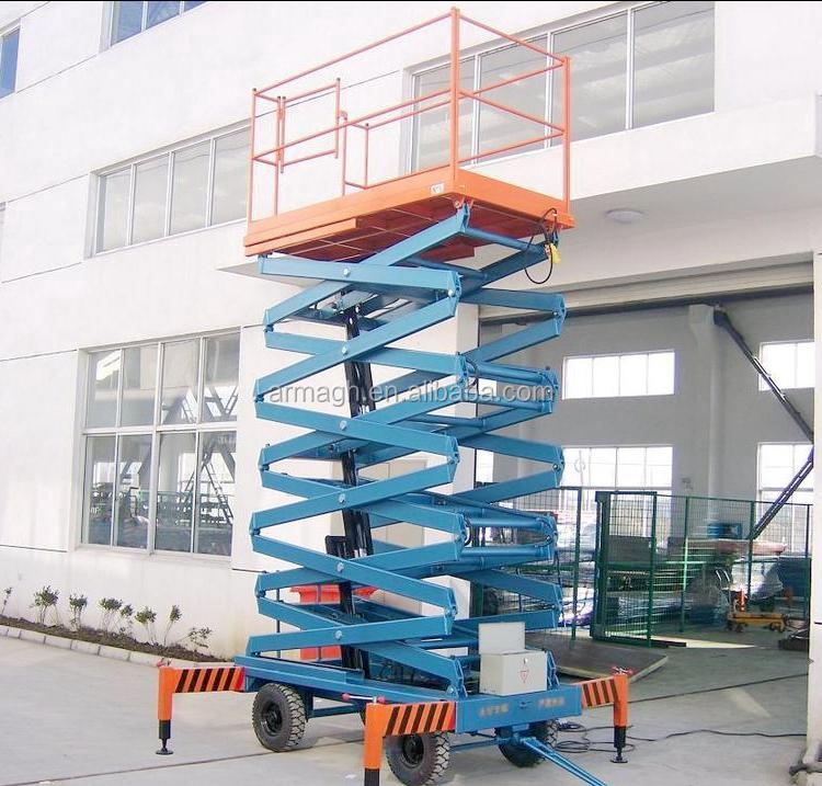 steel platform scissor lift platform cheap price hydraulic scissor lifts newly scissor lift hoist
