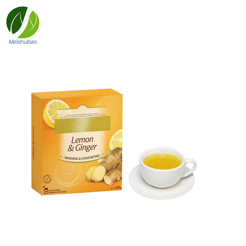 Pure natural instant ginger tea granules ginger tea - 4uTea   4uTea.com