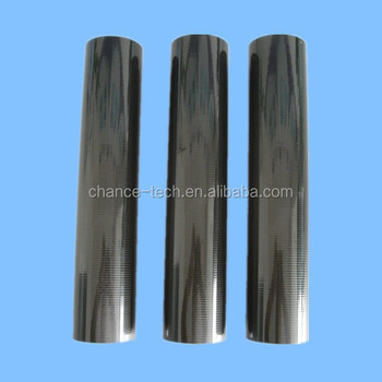 Anti-sticking Coating Services, Plasma Spray, Carbon Fiber Tube