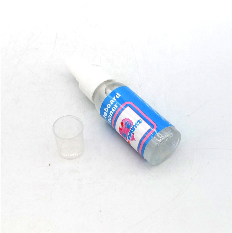 30 мл Whiteboard Cleaner спрей сухой стереть доска жидкость для очистки жидких нетоксичных