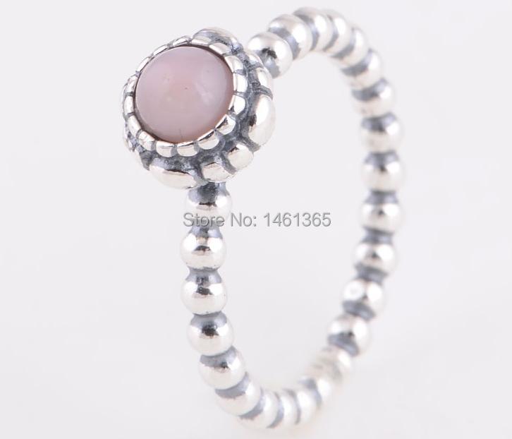 Pandora Mens Jewelry: Pandora Opal Ring
