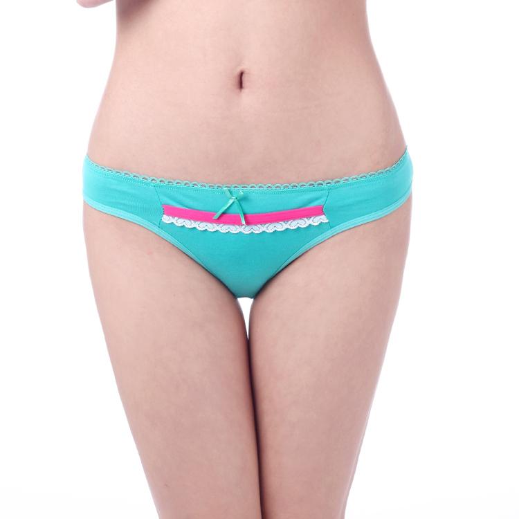 Spandex bikini womens underwear