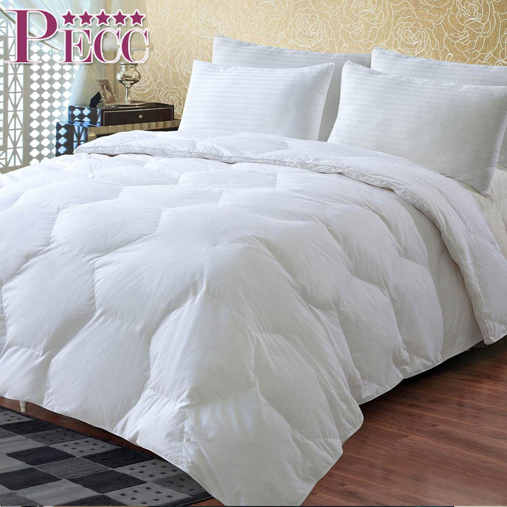 New Product China Hotel Down Edredon Duvet White Quilted Comforters