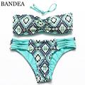 2016 New Sexy Bikini Swimwear Women e Swimwear Brazilian thong maillot de bain Bathing Suit