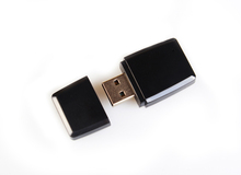 Beautiful Gift New Black Mini USB Stereo Audio Music Bluetooth Receiver For PC Speaker iPhone iPad Free Shipping Dec29