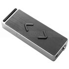 1536KBPS WAV Format USB Recording Device Portable Digital Audio Voice Recorder