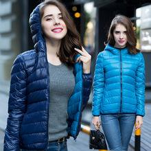 Kvalitní prošívaná bunda pro ženy