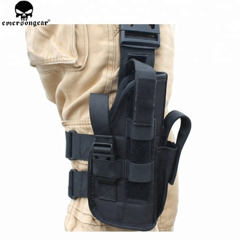 EMERSONGEAR Sale Leg Holster Tornado Universal Tactical Thigh Pocket Nato Style Right Hand Left Hand concealed carry Gun Holster