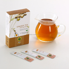 GINGER LEMON HONEY TEA Blend Fresh Top Quality KOSHER Choose Your Size Min 2.8oz