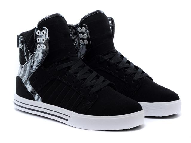 Джастин бибер Ben Baller чад муська черный белый zebra-полосой замши скейт высокого верха обуви тренеры